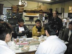 「備中白小豆」を使った商品勉強会