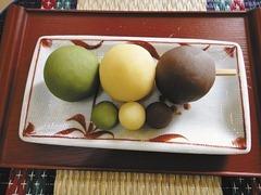 ジャンボ坊っちゃん団子(上)