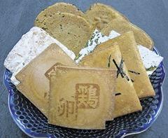 野田和光堂の煎餅