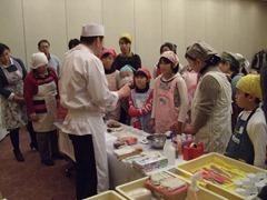和菓子作り体験教室