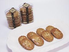 ヘーゼルナッツのクッキー
