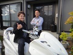 4代目の吉岡洸さんと兄の徹さん