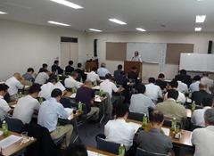 「石川の和菓子文化」講演会