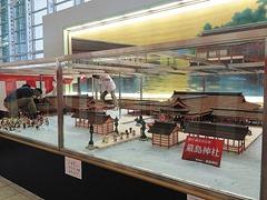 制作にあたった和洋菓子職人が、撤去作業にも参加しました。