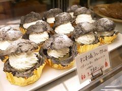 準グランプリ「松本城シュークリーム」
