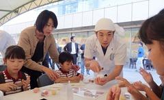 人気の石川伝統の上生菓子作り体験
