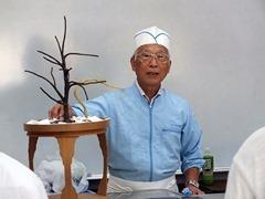 井上正蔵氏(本髙砂屋)