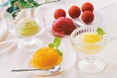 宮崎の果物ゼリー