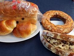 オガワベーカリーのパン