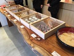 広島県産のもち米を使った商品