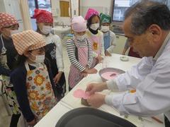 和菓子の講習会