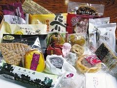 全菓博で機関賞を受賞された全国のお菓子