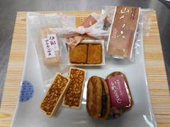 アマランサス菓子4種