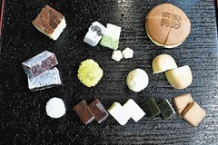 金沢マラソン提供和菓子