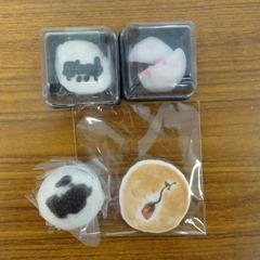 小中学生考案の和菓子