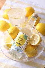 レモン果汁を使ったサイダー