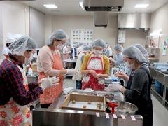 和菓子の日お菓子教室