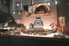 姫路城・白鷺の夢