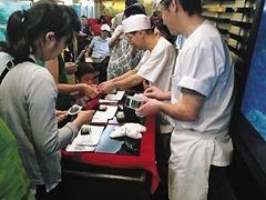 JR七尾線観光列車「花嫁のれん号」車内イベント