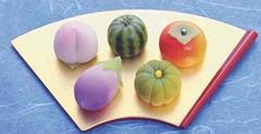 富士製菓の和菓子