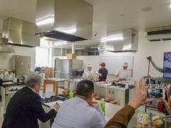 北海道青年部和菓子講習会