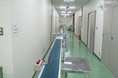 衛生的で働きやすい新工場