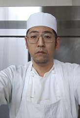 吉岡慎一氏