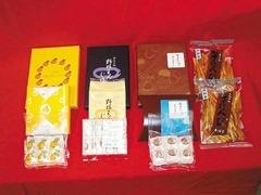 ㈲七福堂製菓のお菓子
