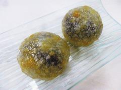 カステラ葛饅頭
