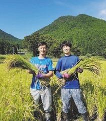 糯米の契約農家