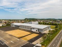 香取市の新工場