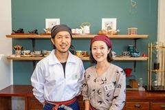 岡田実さんと千尋さん