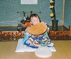 一升(生)餅