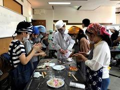 和菓作り体験②