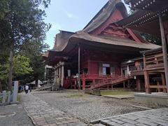 羽黒山合祭殿